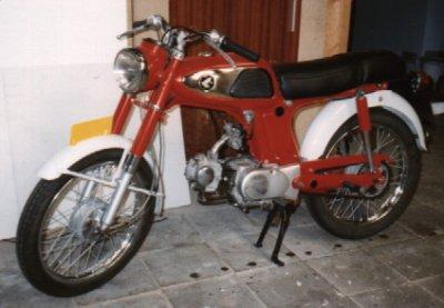 Honda S50 69-72